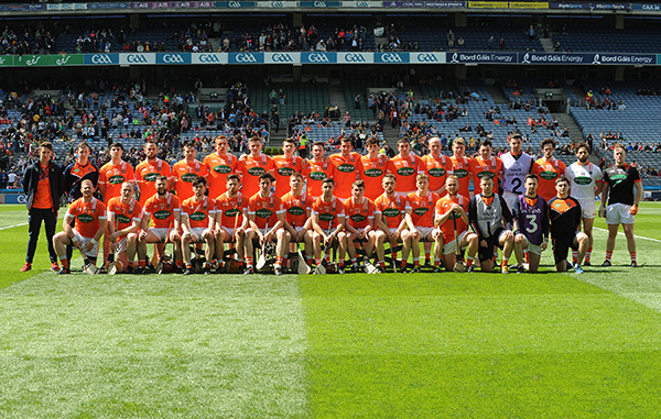 Armagh Hurlers open up NHL v Wicklow