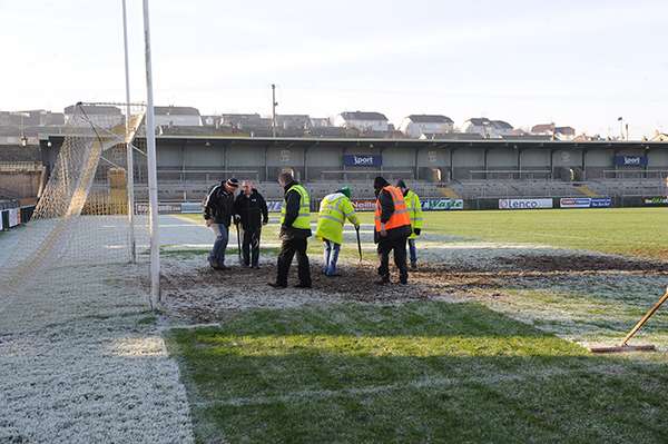 Armagh v Derry Called off