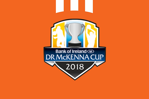 Dr McKenna Cup Tickets