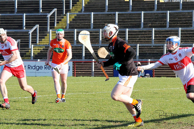 Hurlers defeat Derry for first win of campaign