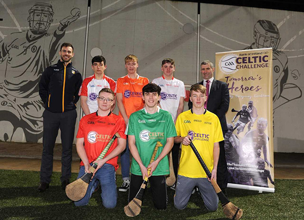 Launch of the Celtic Challenge
