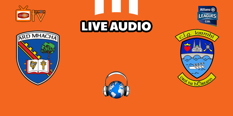Audio Commentary of Armagh v Westmeath