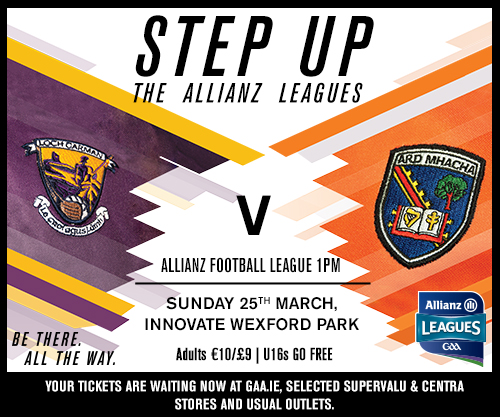 Audio Commentary v Wexford