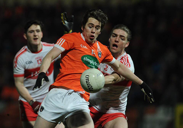 ARMAGH 1-15 DERRY 0-14
