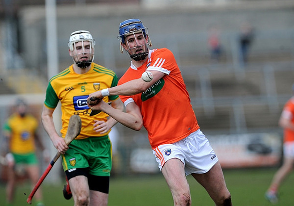Hurlers lose out to Ulster rivals