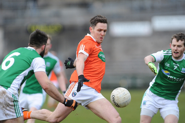 Armagh secure promotion from Division 3