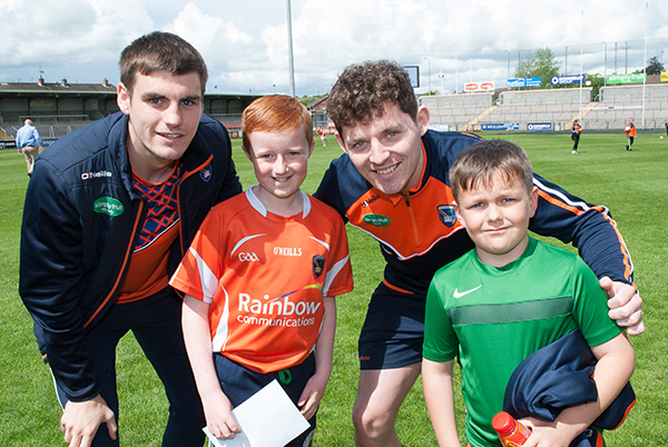 ARMAGH GAA FANS INVITED TO OPEN DAY