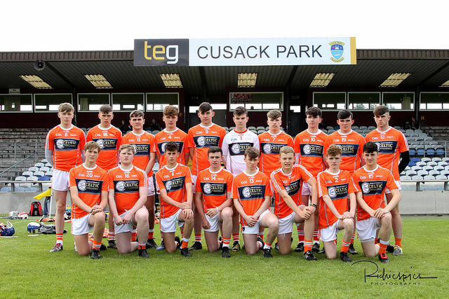 Un17 Hurlers defeat Westmeath in Quarter Final