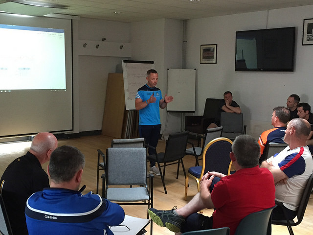 Coaching Workshop with Joe Fortune