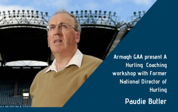 Hurling Workshop with Paudie Butler