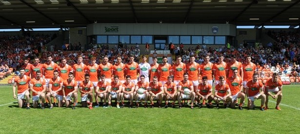 Armagh Team to play Roscommon announced