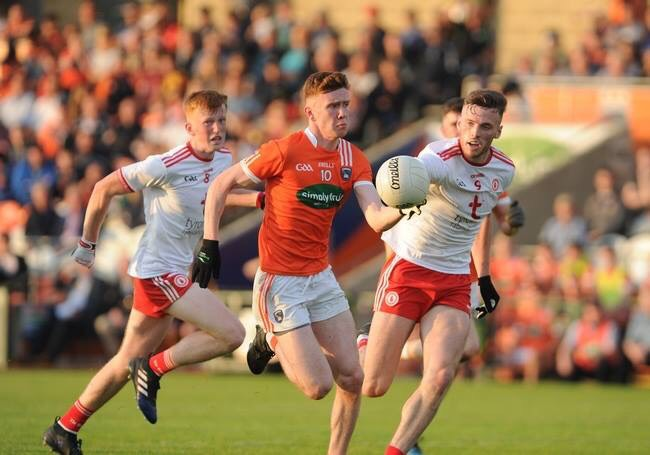 Ross McQuillan wins U20 All-Ireland Award