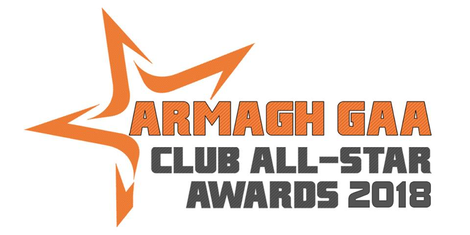 Armagh GAA presents Club All Star Awards Night 2018