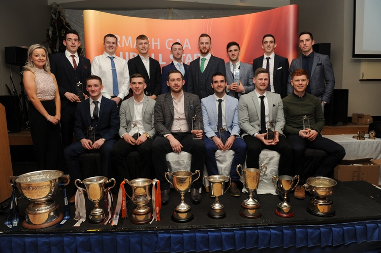 Armagh Club All Star Awards Night 2018