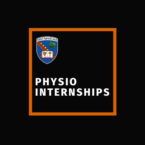 Armagh GAA Sports Team Physiotherapy Internships