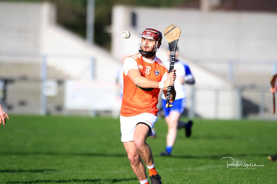 Armagh Hurlers start league with win over Monaghan