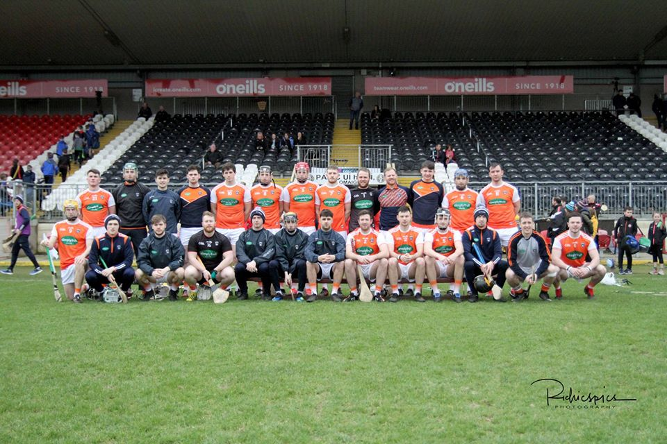 Armagh hurlers reach 3A league final despite Tyrone defeat
