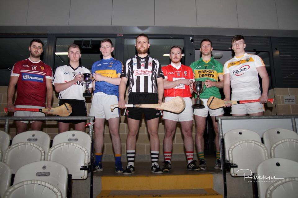 New 2019 Armagh Senior Hurling League launched