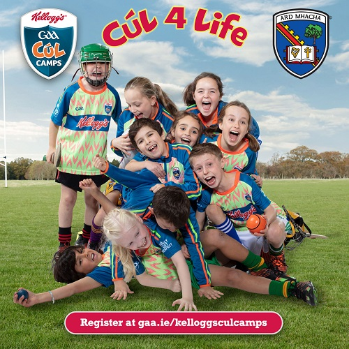 Armagh Cúl Camps booking now open