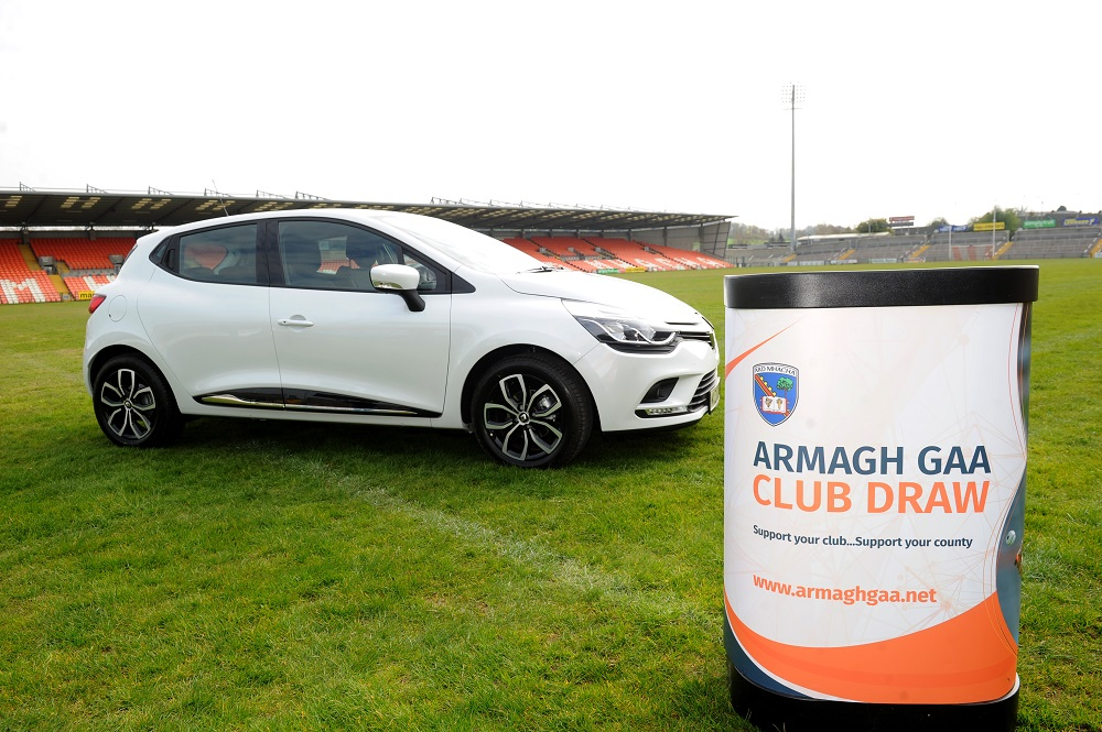 Armagh Club Draw: June 2019 winners