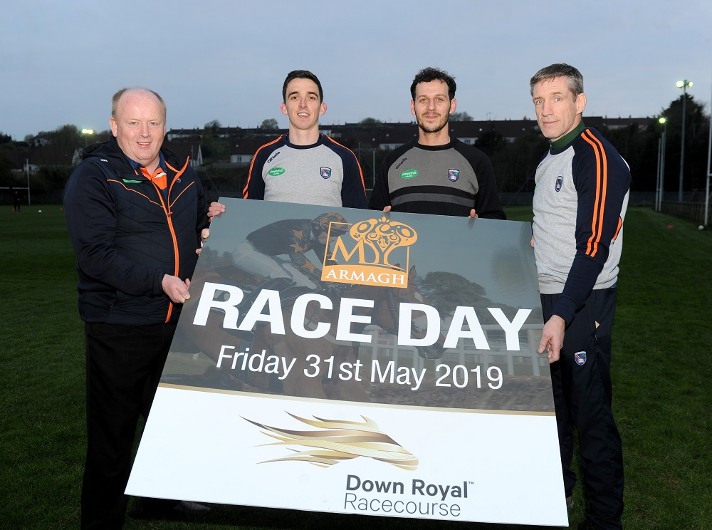 Armagh launch Day at the Races fundraiser