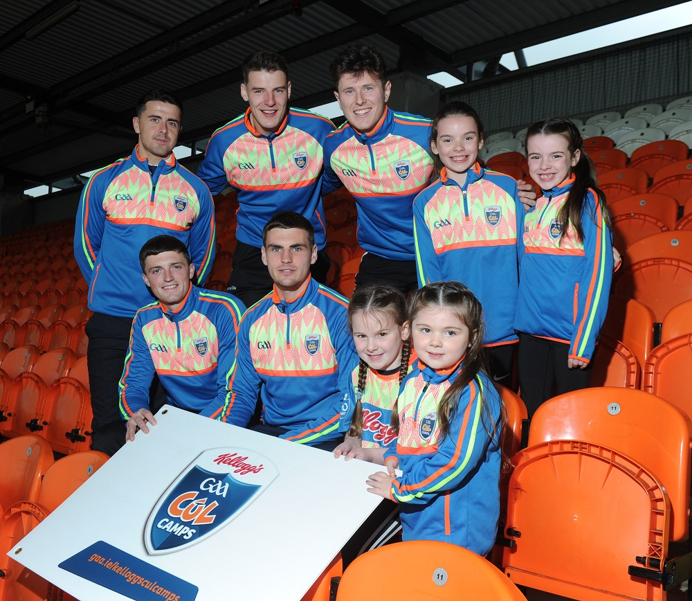 School's out for Summer and Armagh Cúl Camps are ready for action!