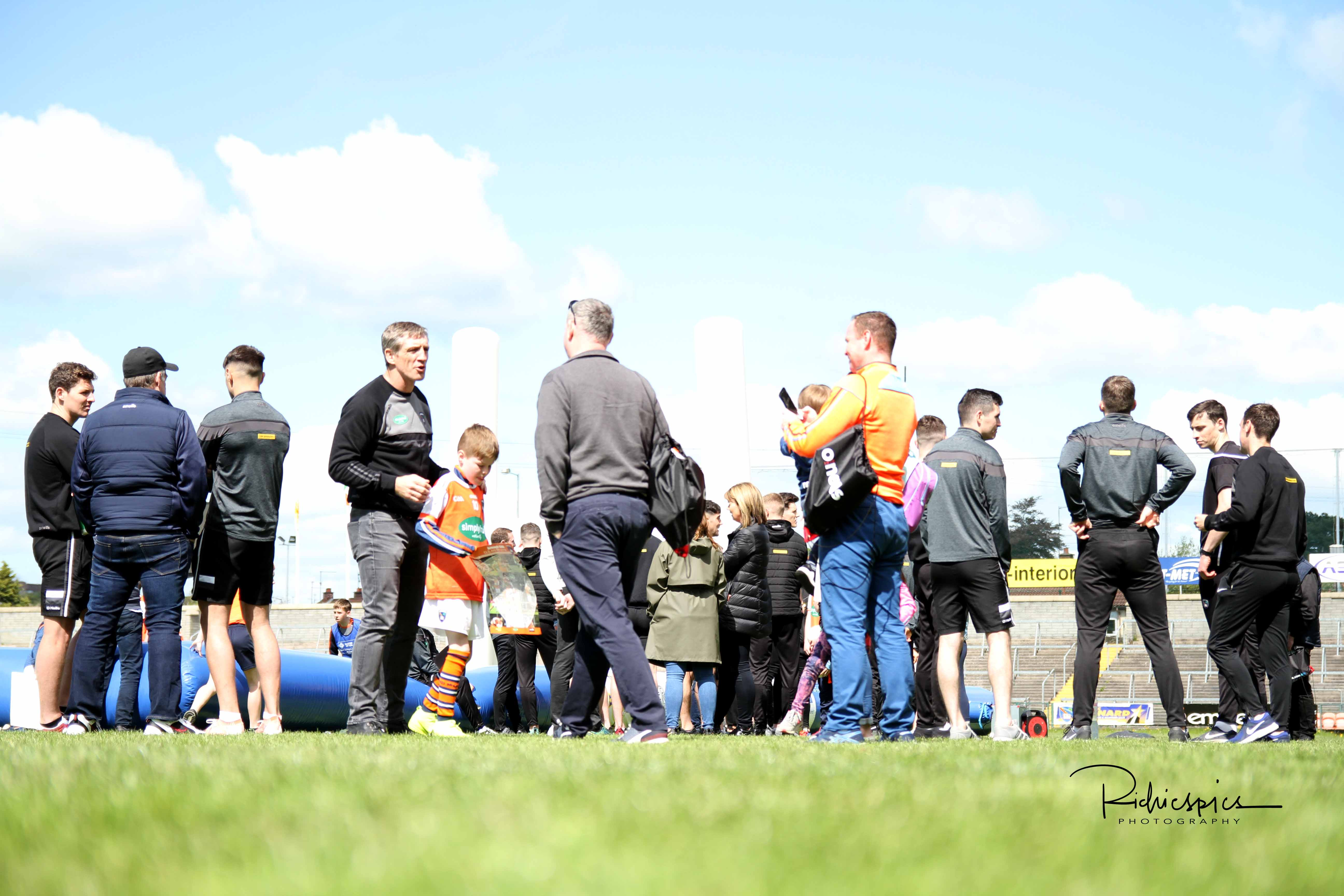 Armagh Fans Open Day 2019