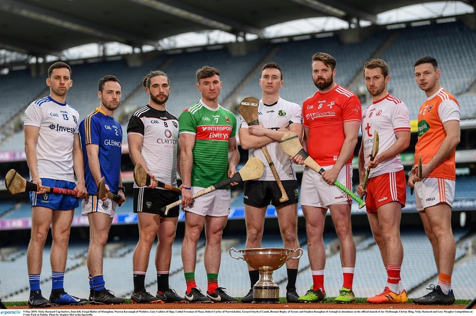 Nicky Rackard Cup launched
