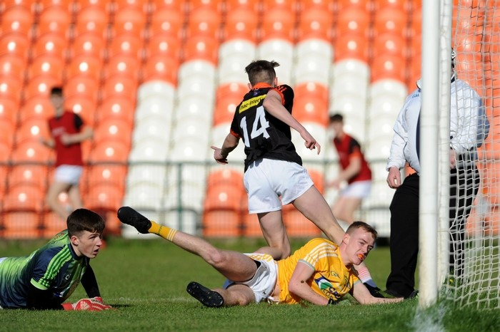 Match Report: Minors overcome Antrim test