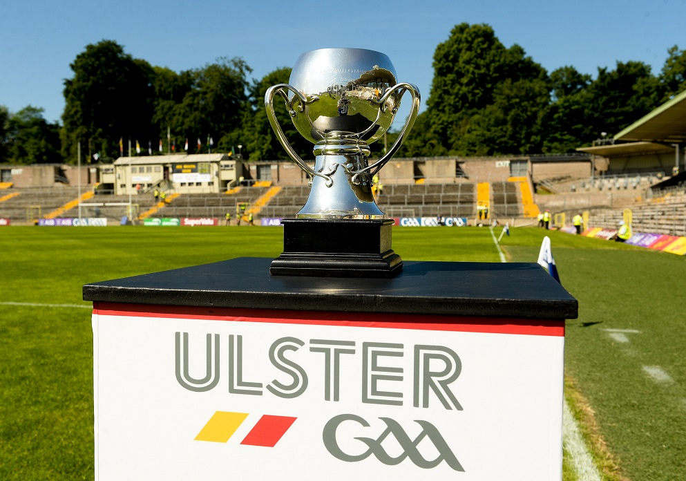 U20 Armagh Footballers to face Down in Leo Murphy Cup
