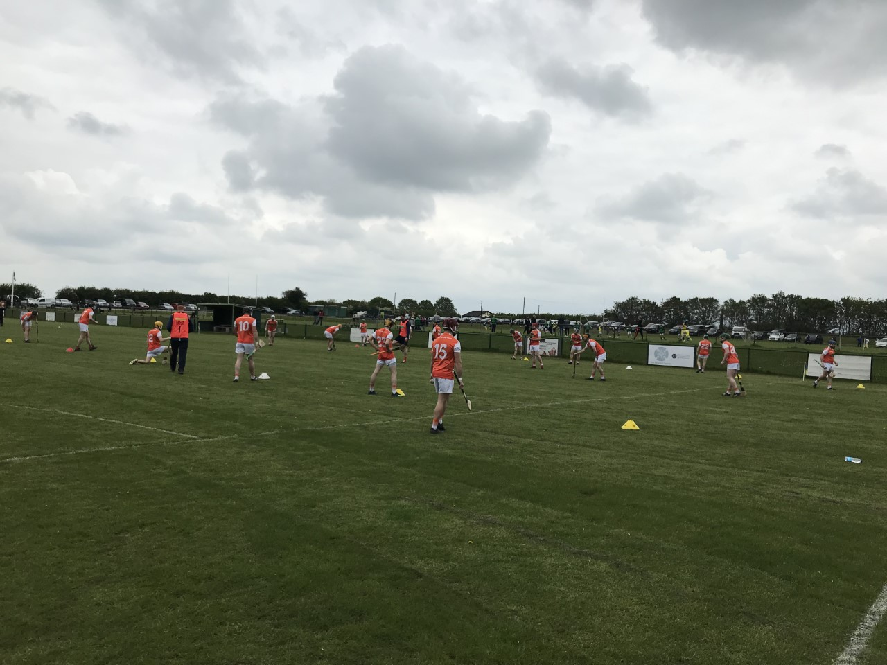 Armagh Hurlers earn draw in Nicky Rackard Cup Round 2