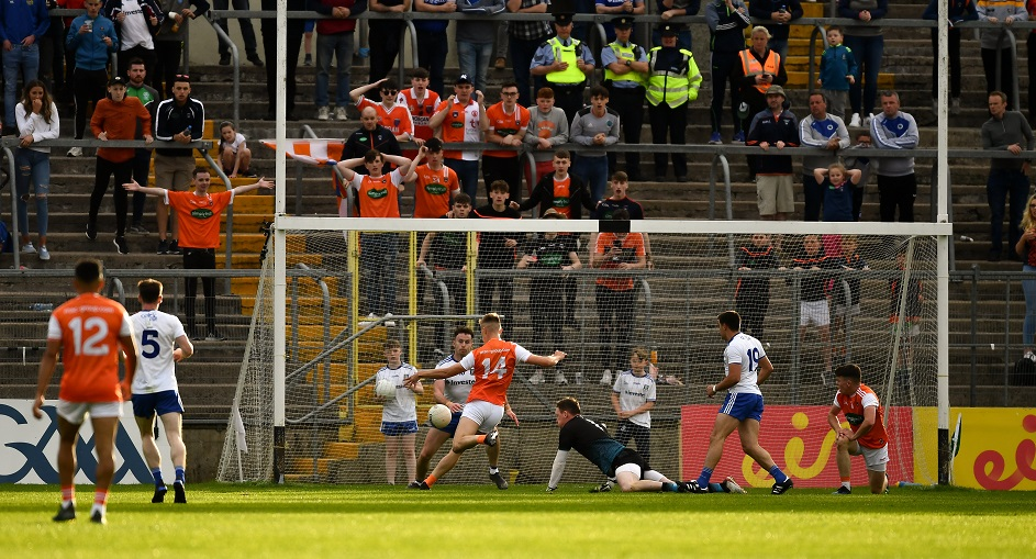 All-Ireland SFC: Armagh knock out Monaghan