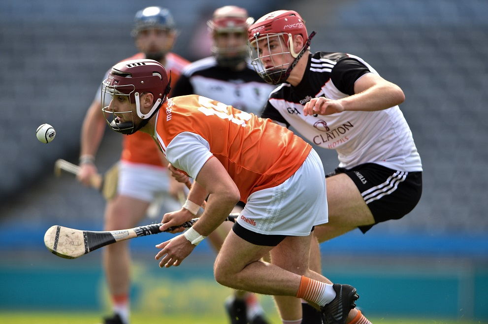 Heartbreak for Armagh hurlers