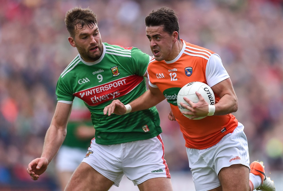 All-Ireland SFC: Mayo hold on against Armagh