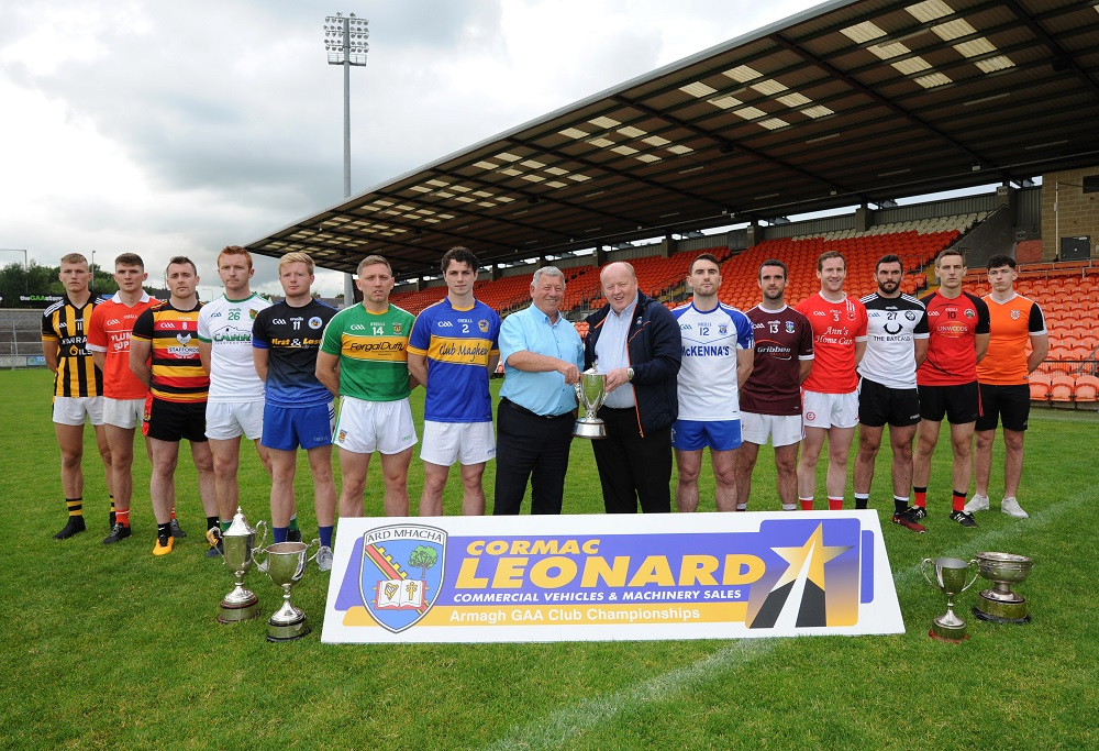Link to Senior Football Championship Groups & Fixtures post