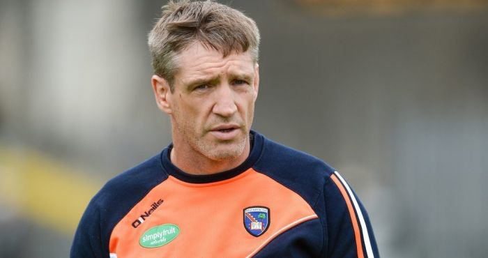 Kieran McGeeney ratified as County Senior Football Manager