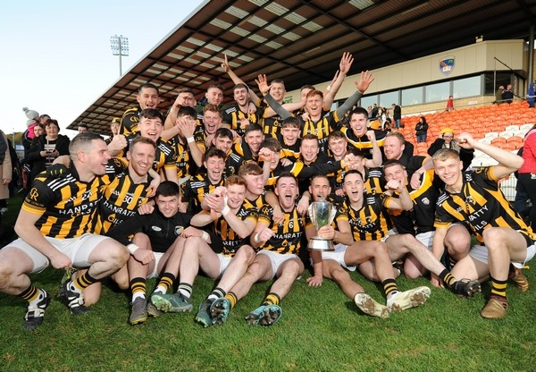 Armagh Senior Football Champions 2019
