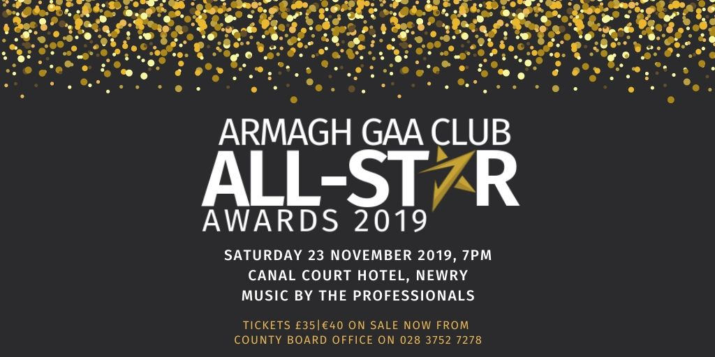 Link to Armagh Club All-Star Awards 2019 post