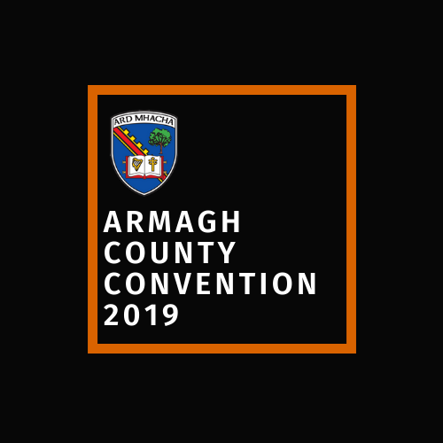 Link to Armagh County Convention 2019 post