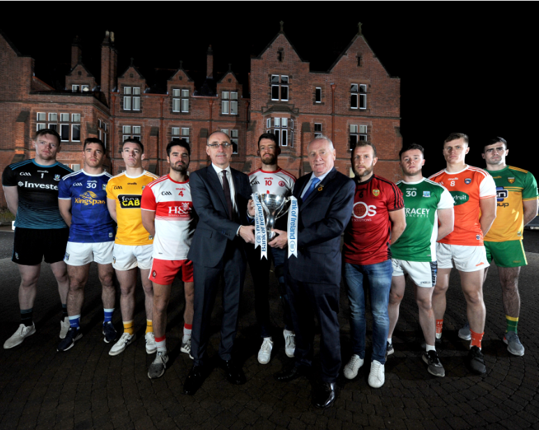 Link to Bank of Ireland Dr McKenna Cup 2020 post