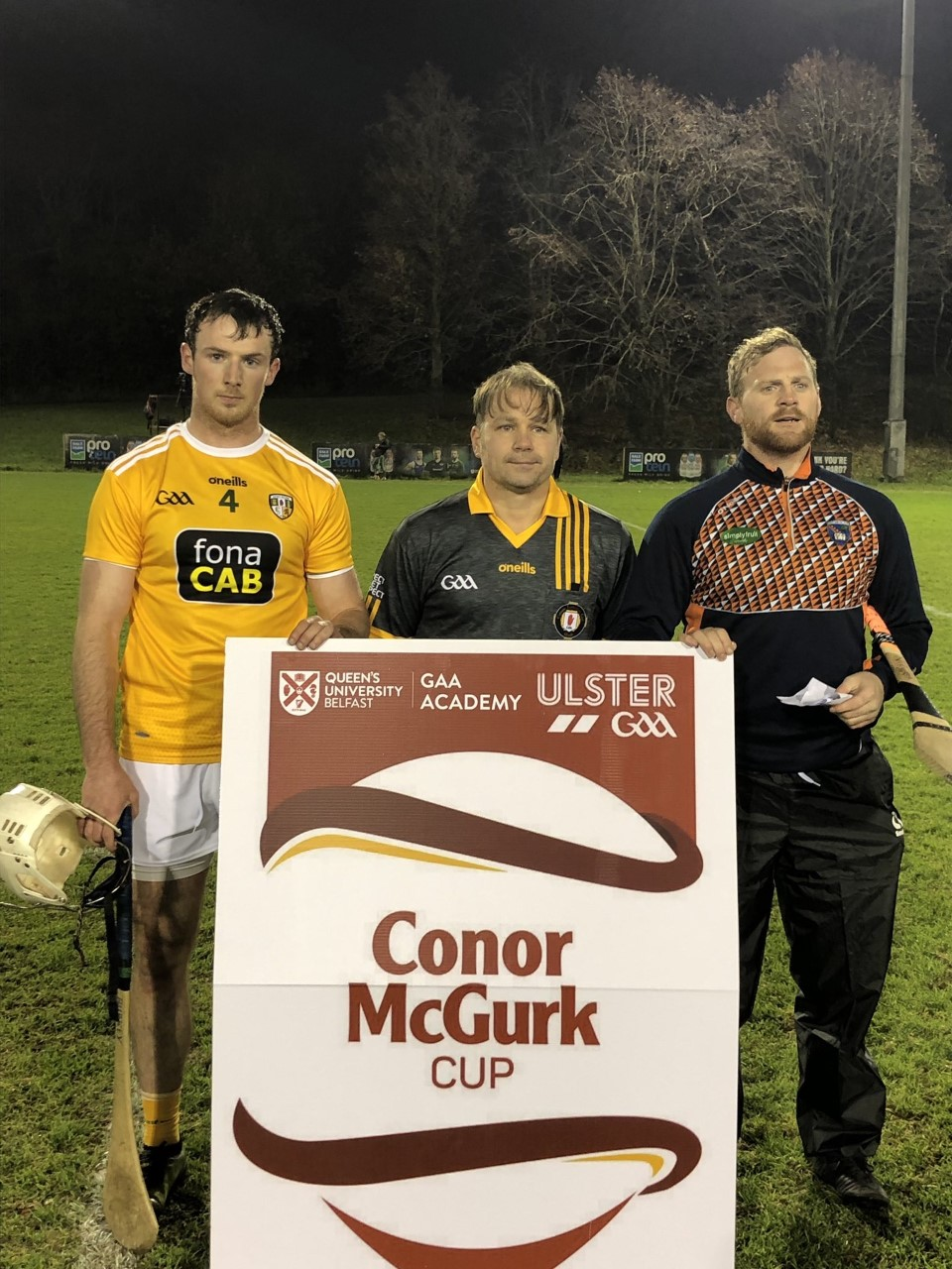 Early start for Armagh hurlers in Conor McGurk tournament