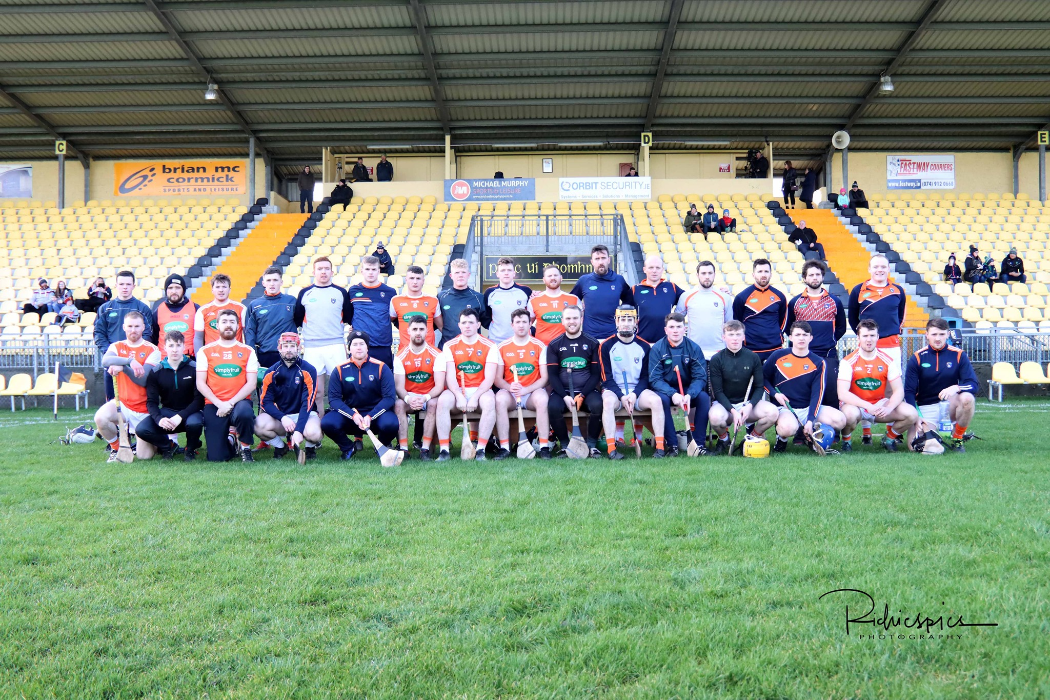 Hurlers get season off to a good start