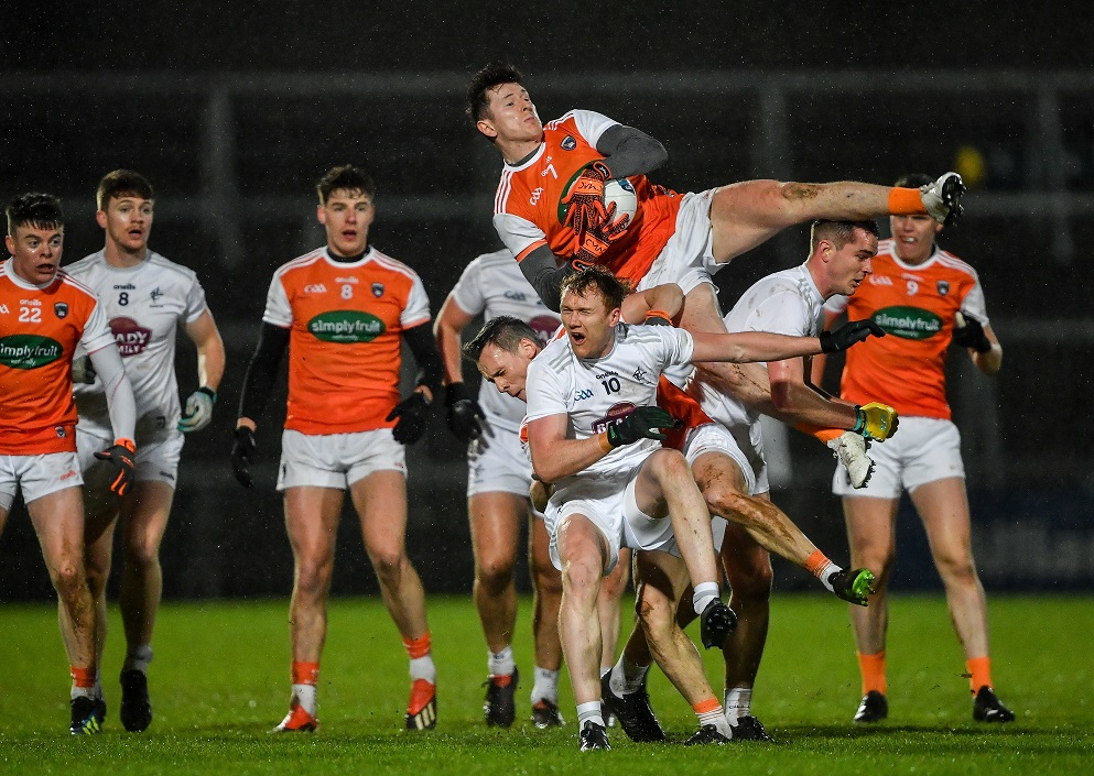 Armagh storm to six point win over Kildare