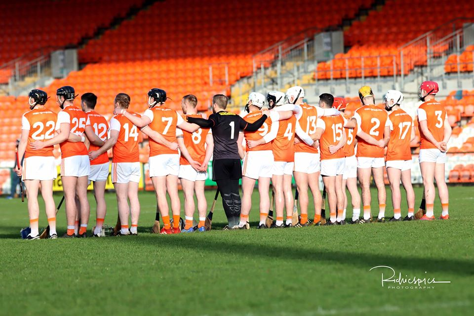 Armagh hurlers impressive win over Monaghan