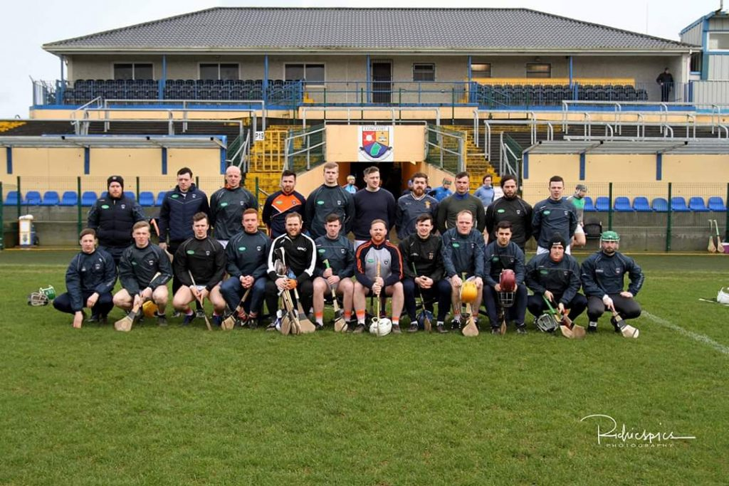 Armagh Hurlers Weather Longford Storm