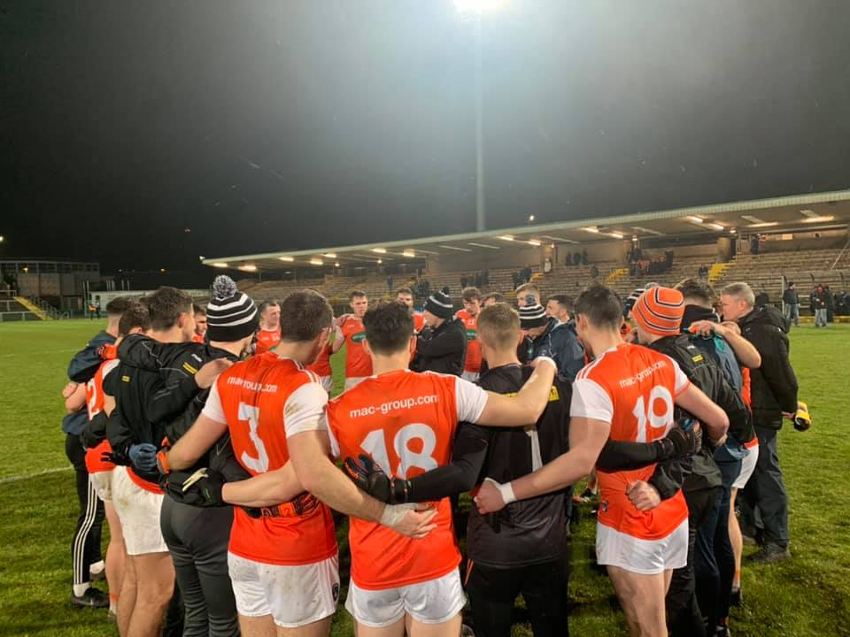 Armagh beat Fermanagh to top table