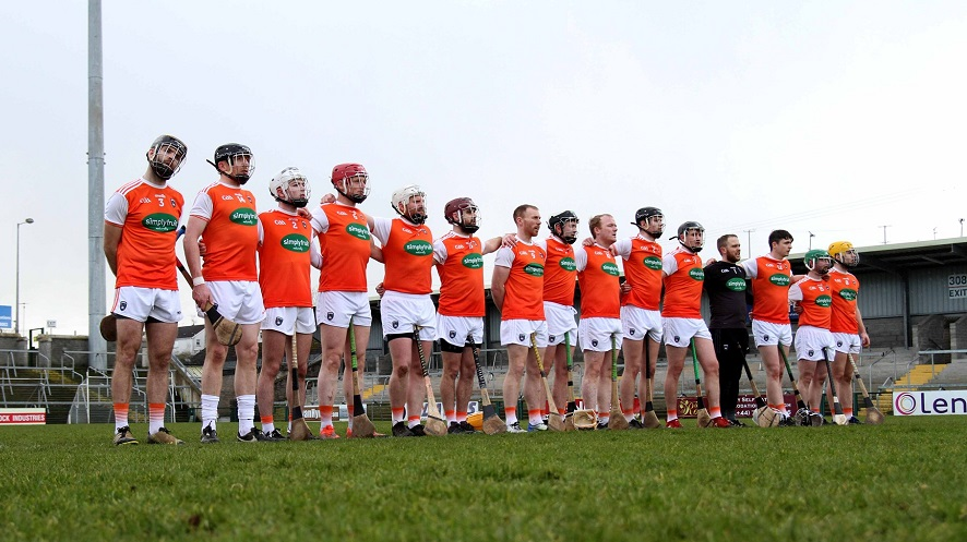 Armagh hurlers draw sees them through to league decider