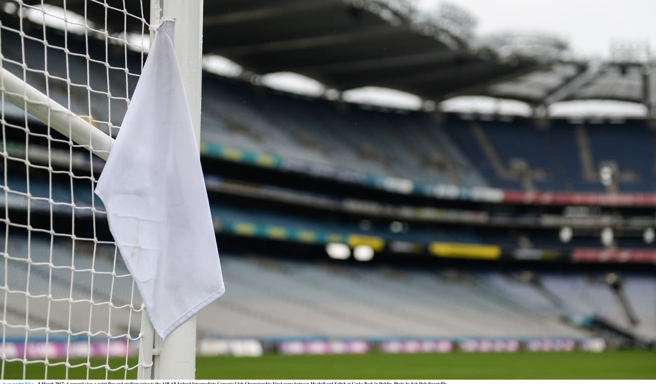 Statement from GAA HQ: All activity suspended until 29 March