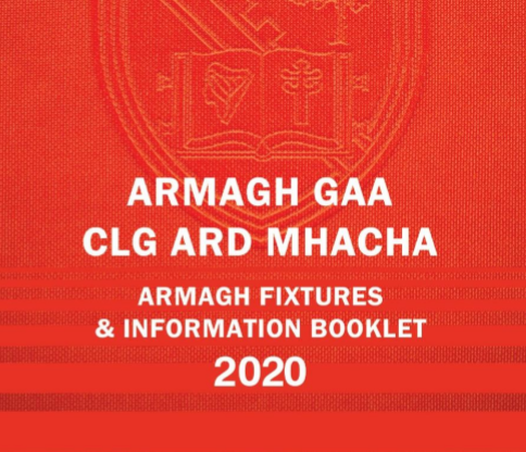 Armagh Fixtures & Information Booklet 2020