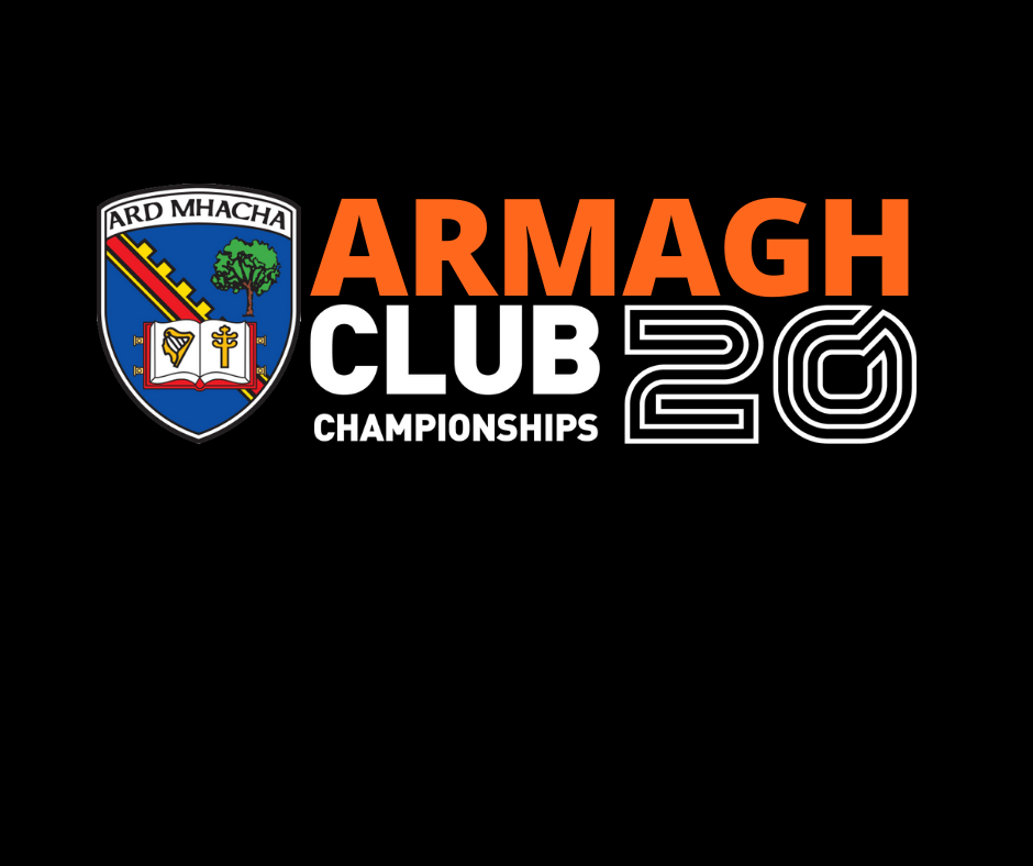 Link to Armagh Club Championship Fixtures & Ticket Information post